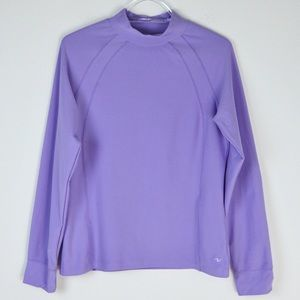 Athletic Works Long Sleeve Tee | Polyester/Spandex